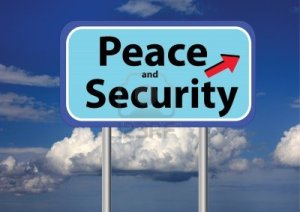 11869992-peace-and-security-sign-and-sky-background