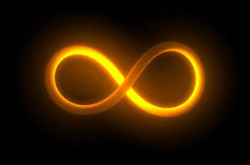 The mathematical symbol for eternity