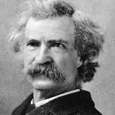 """Mark Twain"""