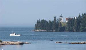 Beautiful Swan's Island, ME
