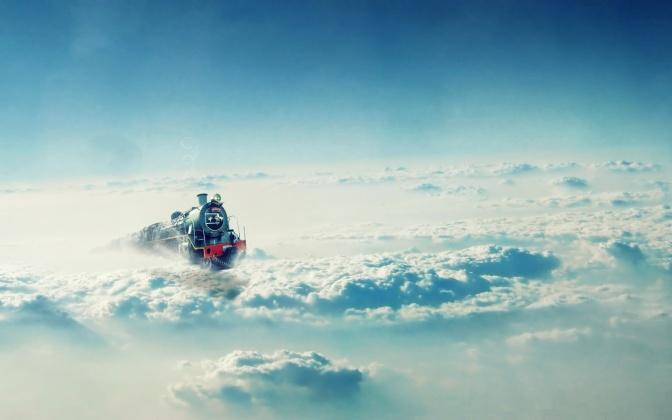 train-to-heaven