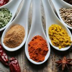 Cooking with seasoning…