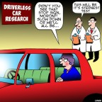 Backseat drivers…