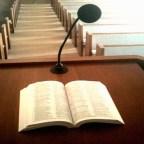 A Sermon Worth Listening Too