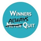 The Key is to Quit