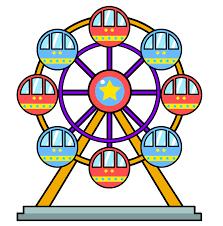 Free Ferris Wheel Clipart Pictures - Clipartix
